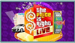 Price is Right Ruth Eckerd Hall