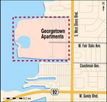 Former Georgetown site in South Tampa up for sale