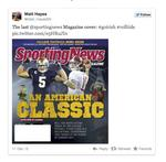 Sporting News to become digital only