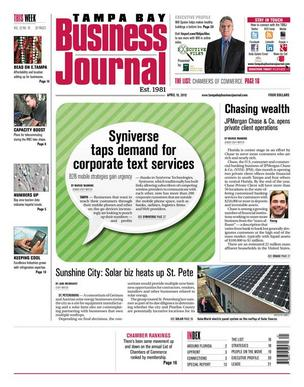 In print: Will German consortia deliver on the promise of St. Pete solar?