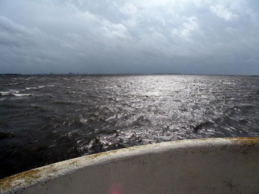 Flooding is expected in the Tampa Bay area on Thursday.