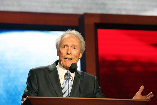 The American Crossroads PAC is spending nearly $3 million in Ohio this week for three new ads slamming President Barack Obama, with Clint Eastwood starring in one of the ads.
