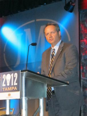 Mark Wilson, president and CEO of the Florida Chamber of Commerce.