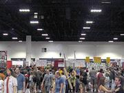 Tampa Bay Comic Con attracted more attendees since it moved into the Tampa Convention Center.