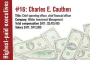 Charles E. Cauthen, Walter Investment Management