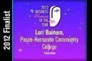 Lori Bainum is an Education finalist.