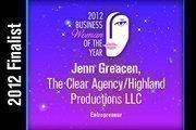 Jenn Greacen is an Entrepreneur finalist.