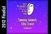 Tammy Levent is an Entrepreneur finalist.