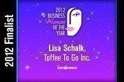 Lisa Schalk is an Entrepreneur finalist.