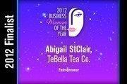 Abigail StClair is an Entrepreneur finalist.