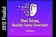 Cheri Coryea is a Government finalist.