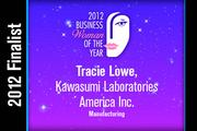 Tracie Lowe is a Manufacturing finalist.