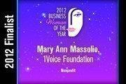 Mary Ann Massolio is a Nonprofit finalist.