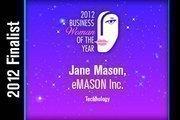 Jane Mason is a Technology finalist.