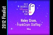 Haley Crum is a Young finalist.
