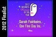 Sarah Fairbairn is a Young finalist.