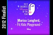 Marisa Langford is a Young finalist.