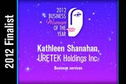 Kathleen Shanahan is a Business Services finalist.