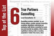 True Partners Consulting is No. 6 on the List.