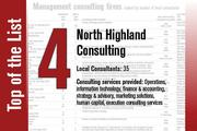 North Highland Consulting is No. 4 on the List.