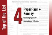 No. 4 on the List is PyperPaul + Kenney