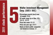 No. 5 is Walter Investment Management Corp.