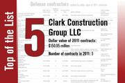 No. 5 on the List is Clark Construction Group.