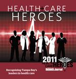 TBBJ's 2011 Health Care Heroes winners named, celebrated