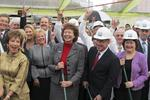 USF breaks ground on CAMLS high-tech learning center in Tampa