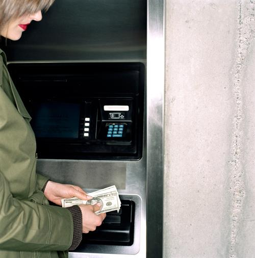 If you're out of network, you're out of luck when it comes to ATM usage. In Philadelphia, especially, bankrate.com says.
