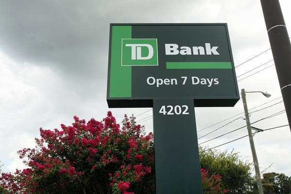 TD Bank presented an expert witness in a trial against it in Miami this week.
