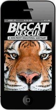 Big Cat Rescue app