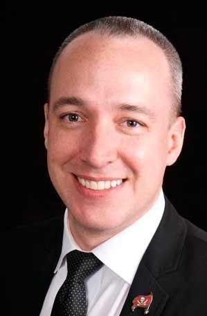 C1 Bank CEO Trevor Burgess.
