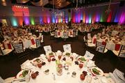 The scene at the A La Carte Event Pavilion in Tampa, cite of the TBBJ's 2011 Healthiest Employers awards.