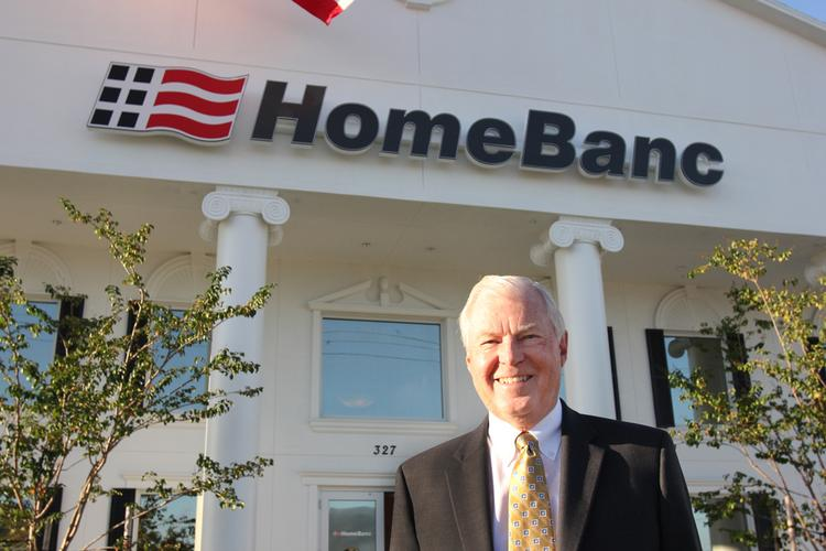 Jerry Campbell, chairman, president and CEO of HomeBanc