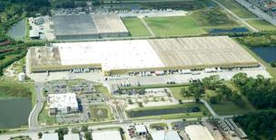 Sarasota's Meridian Distribution Center