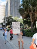 'Occupy Wall Street' movement hits Tampa streets