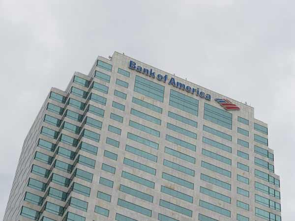 Bank of America Plaza in downtown Tampa