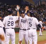 Rays' 2012 payroll could approach $60 million