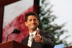 Paul Ryan's speech will be remembered; so will Chris Christie's, but not in a good way.