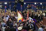 Slideshow: RNC Tampa yields visual feast of pathos, energy and activity