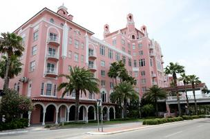 Loews Don CeSar on St. Petersburg Beach