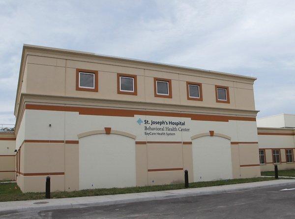 St. Joseph's new Behavior Health Center