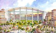 The proposed new Rays stadium could be developed in concert with new retail, office and hotel components, according to CityScape developers.