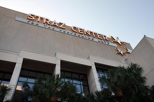David A. Straz, Jr. Center for the Performing Arts in Tampa