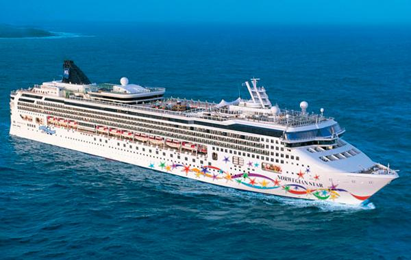 Norwegian Cruise Line is the third-largest cruise operator in the world.