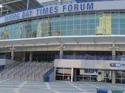 Tampa Bay Times Forum, locale for the Bay Area Legislative Delegation meeting.