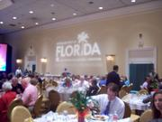Florida delegation to the RNC at breakfast