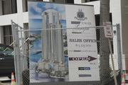 Trump Tower Tampa site, June 2008