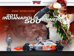 St. Petersburg fetes Indy500 winner <strong>Wheldon</strong>